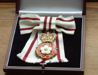 Lady Lord-Lieutenant's badge