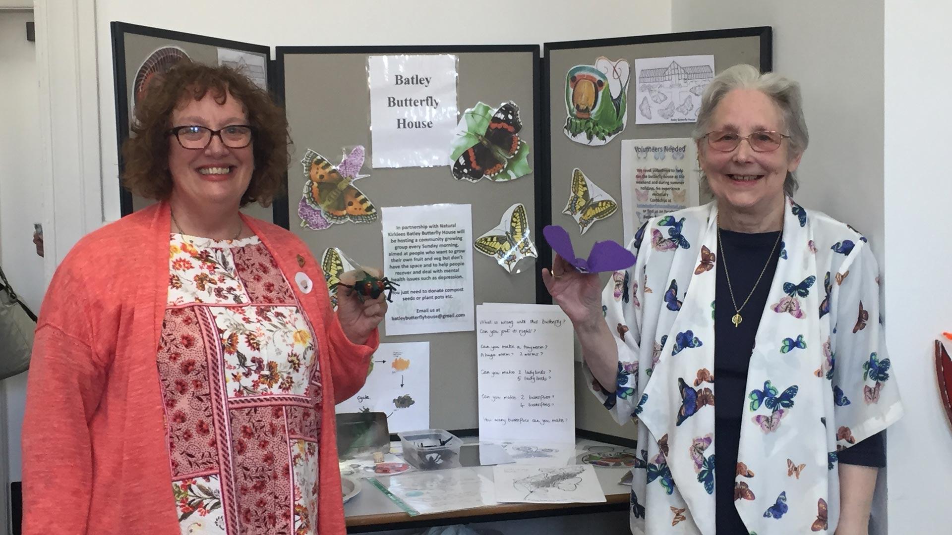 Winner - Batley Butterfly House