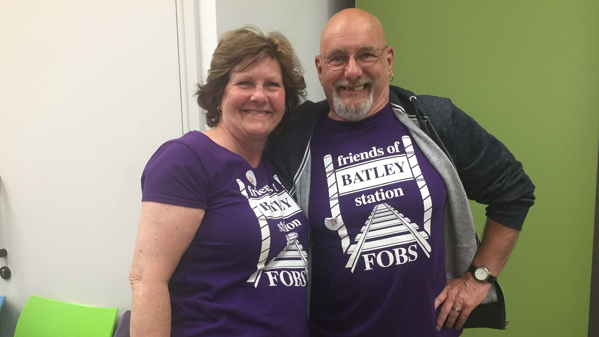 Friends of Batley Station (FOBS)