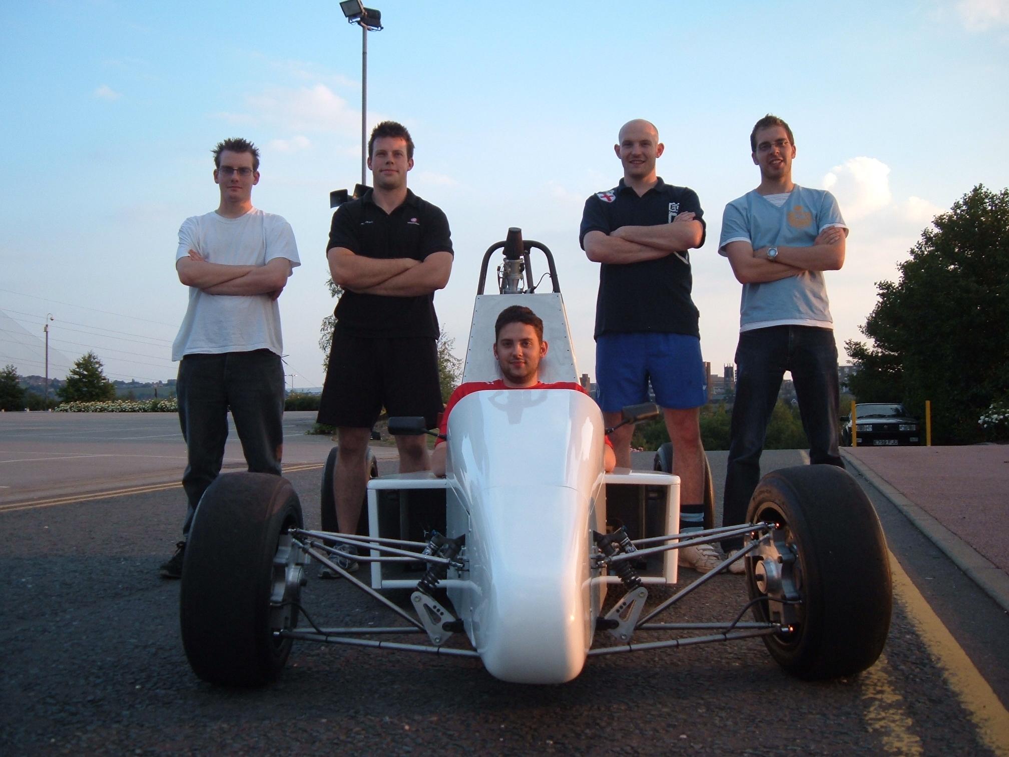 Team HARE 2005