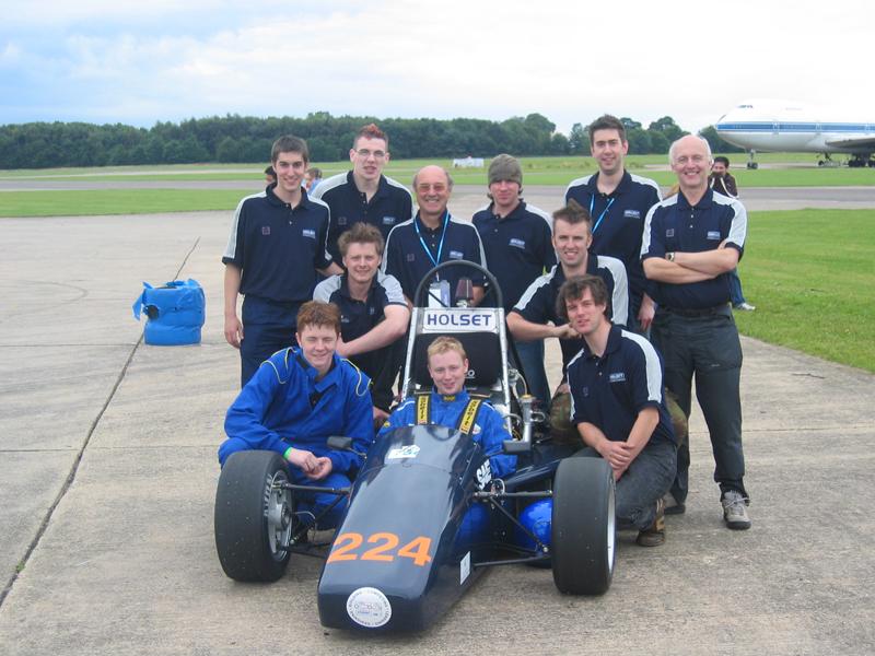 Team HARE 2005 2006