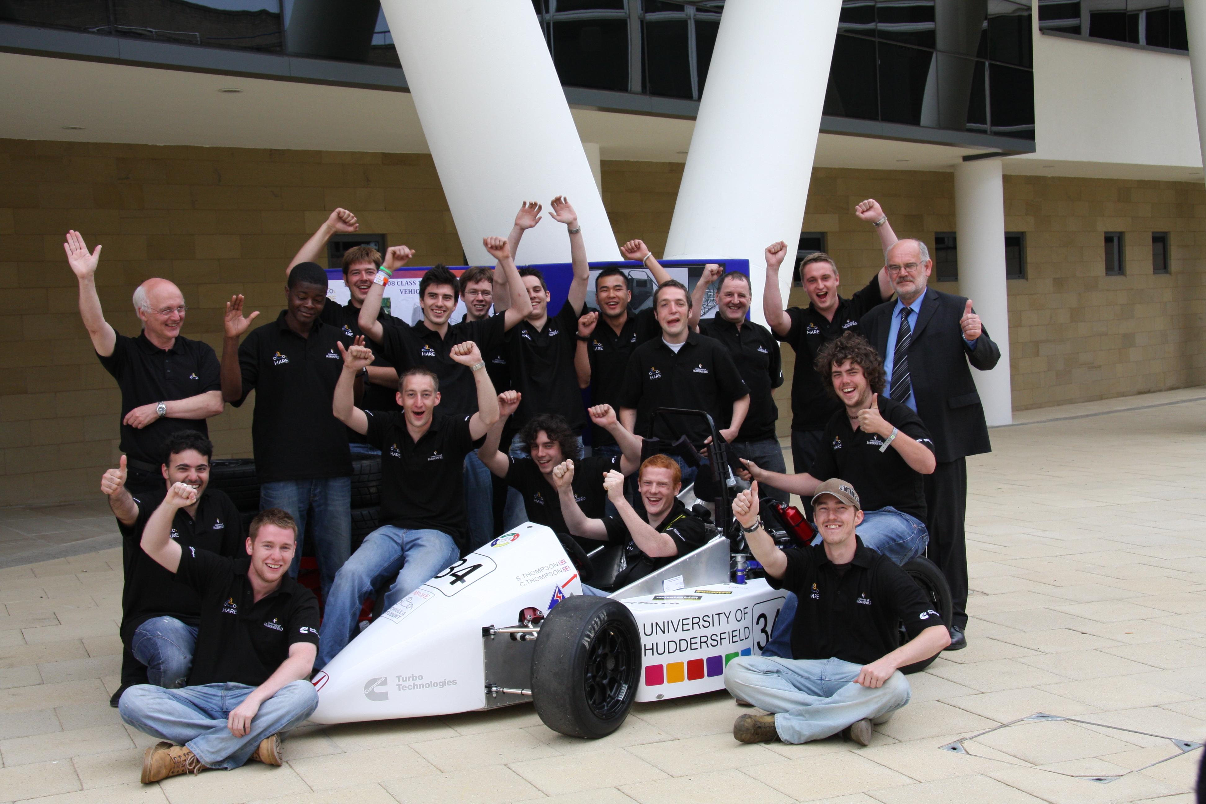 Team HARE 2008 2009