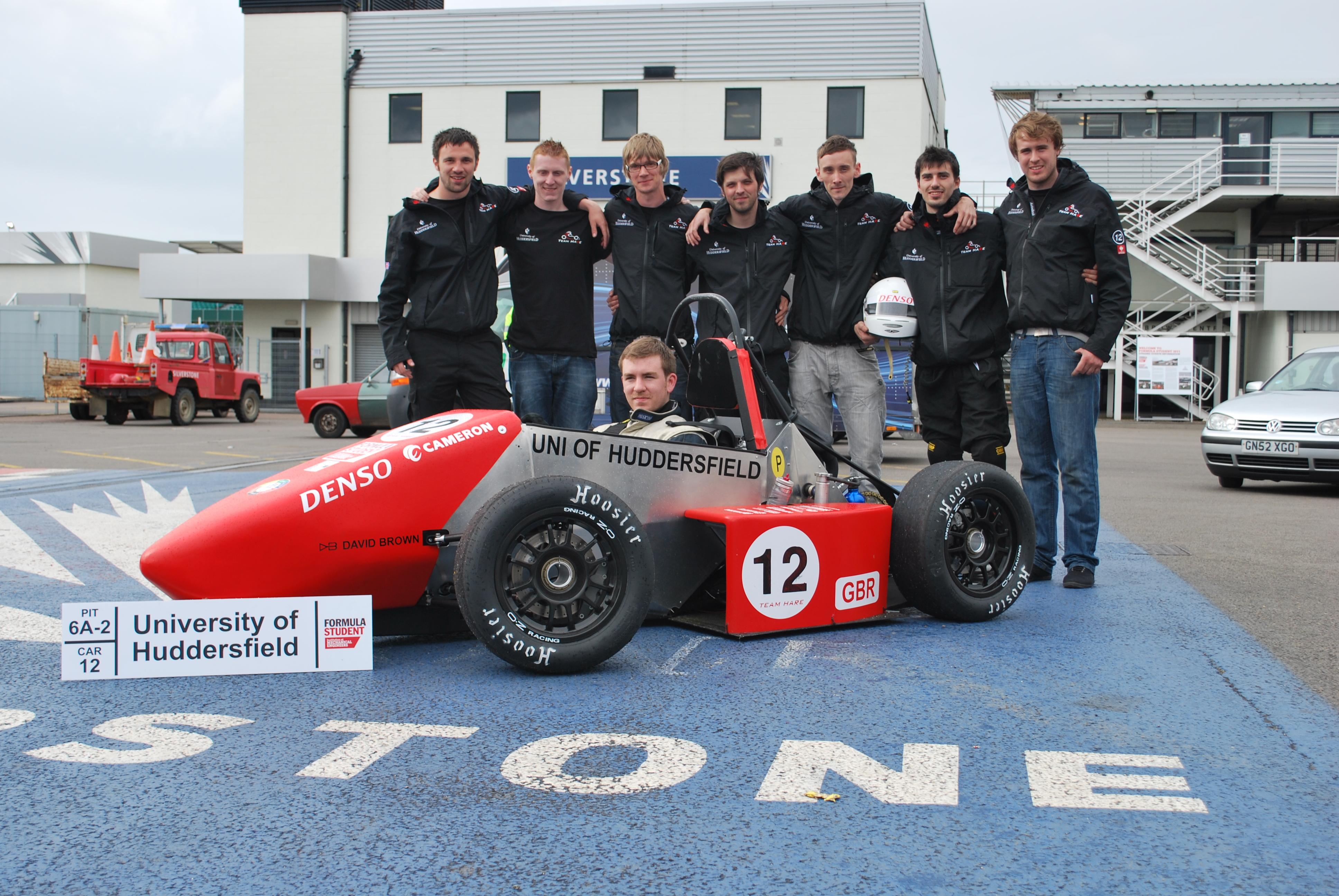 Team HARE 2011 2012